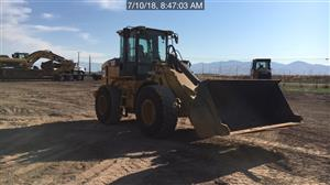 2009 Caterpillar 930H Wheel Loaders