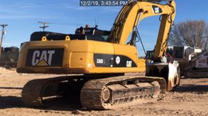 2010 Caterpillar 336DL Excavators